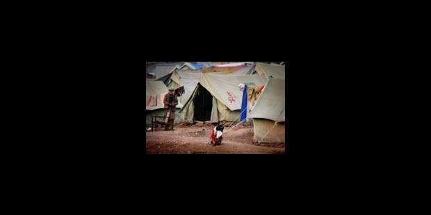 Unicef Belgique envoie 13 tonnes de couvertures - La Libre
