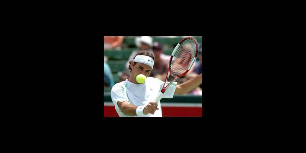 Federer plus favori que jamais - La Libre