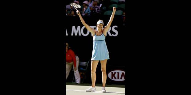 Nalbandian et Sharapova en demi-finales - La Libre