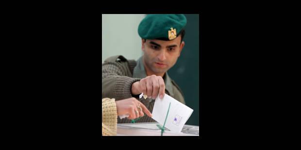 Elections palestiniennes à risque - La Libre