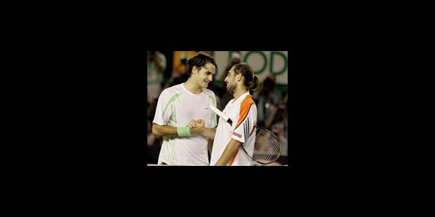 Deuxième titre à Melbourne pour Roger Federer - La Libre