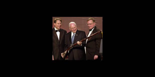 Dick Cheney blesse un septuagénaire lors d'une partie de chasse - La Libre