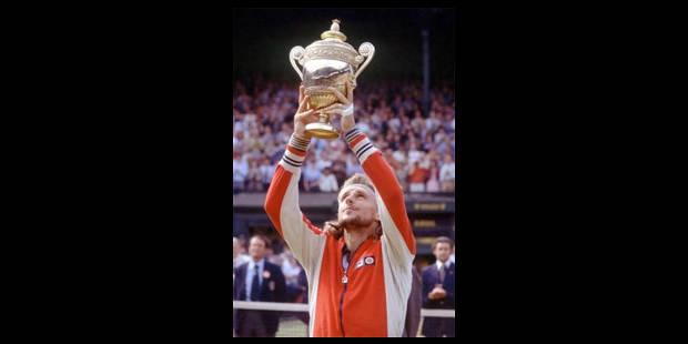 Bjorn Borg, un champion à vendre - La Libre