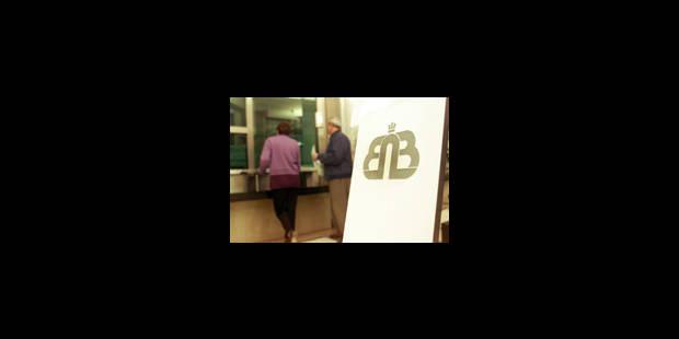 La BNB se défend bec et ongles - La Libre