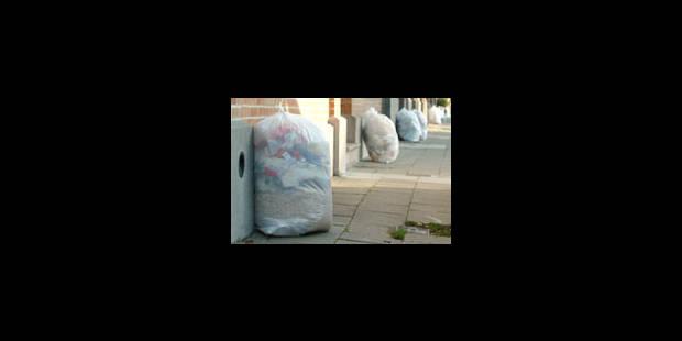 Les poubelles wallonnes à la diète - La Libre