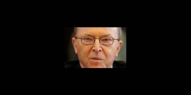 Un «grand monsieur de la politique» - La Libre