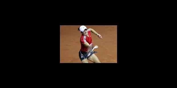Justine Henin bat Petrova et égalise - La Libre