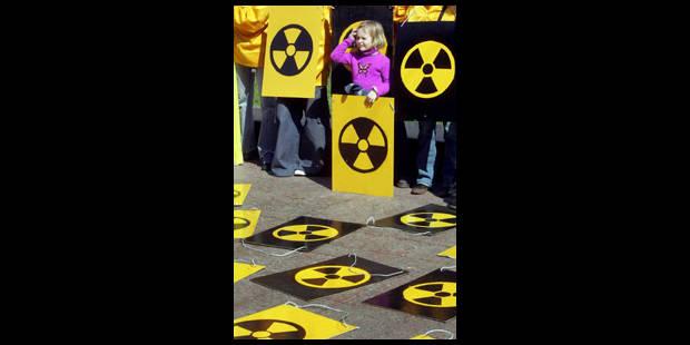 Tchernobyl en Belgique: impensable? - La Libre