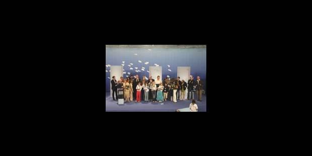 Une finale 2006 de qualité et une victoire hennuyère - La Libre