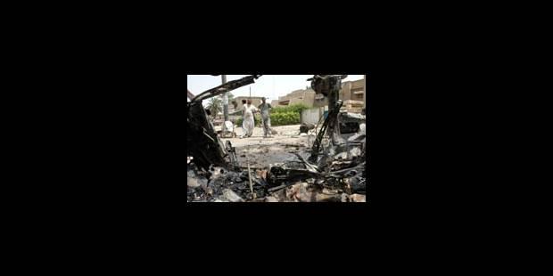 33 morts et plus de 80 blessés ce dimanche - La Libre