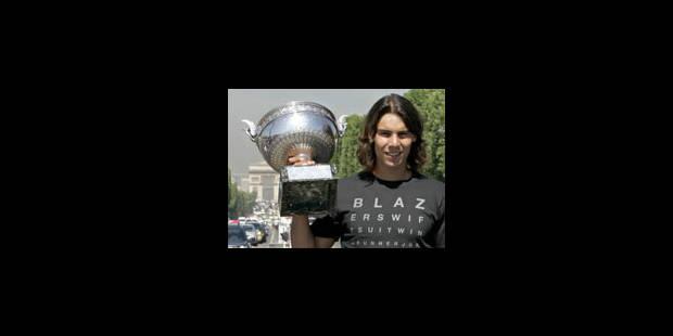 Pourquoi Rafaël Nadal est intraitable - La Libre