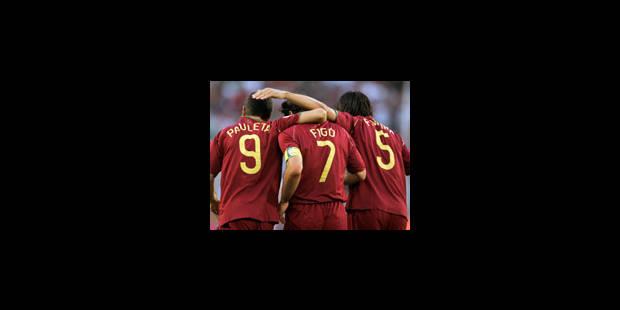 Pauleta offre la victoire au Portugal - La Libre