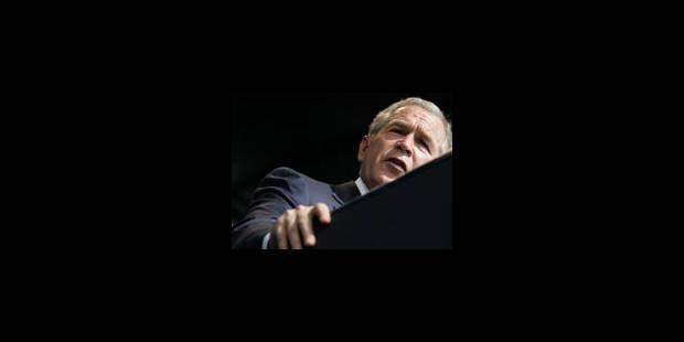 Bush impose des sanctions contre le président Loukachenko - La Libre