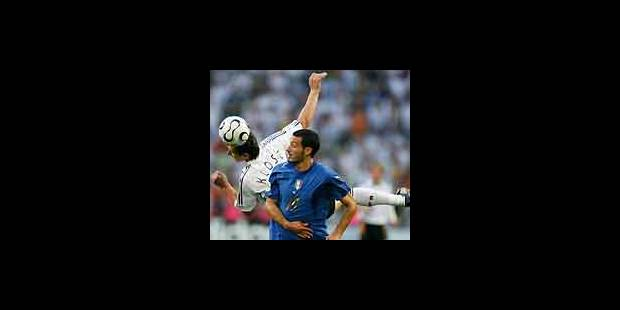 L'Italie en finale - La Libre