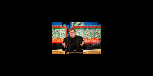 Bientôt un nouveau brûlot de Michael Moore - La Libre
