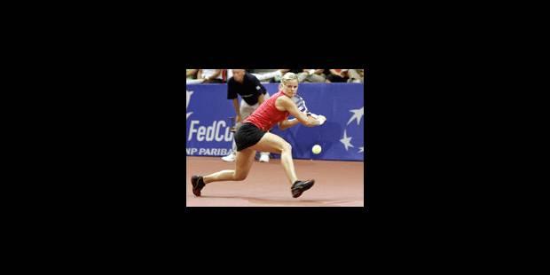 Kim Clijsters bat Jackson - La Libre