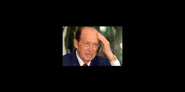 Mort de l'ex-dictateur paraguayen Stroessner - La Libre