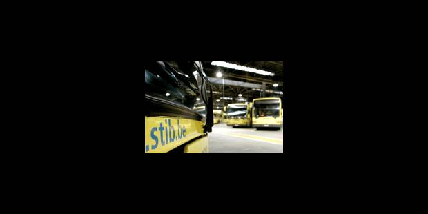 Grève à la STIB jusqu'à mardi soir - La Libre