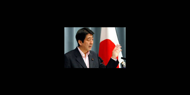 Shinzo Abe favori pour succéder à Koizumi - La Libre