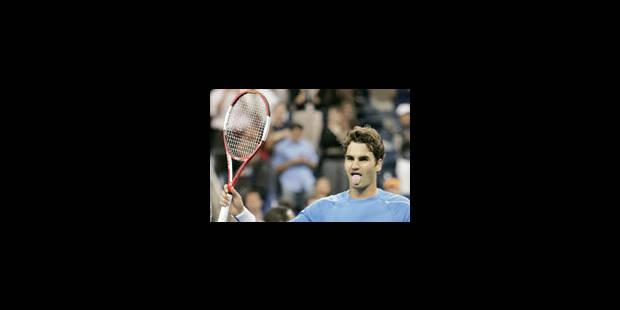 Un quart bien compliqué pour Roger Federer - La Libre