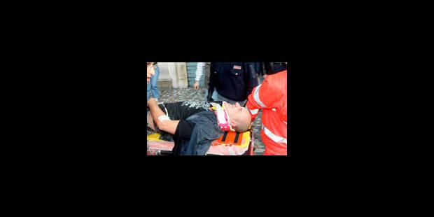 Un accident de métro mortel à Rome - La Libre