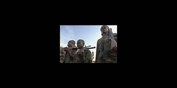 Les enfants-soldats abandonnés - La Libre