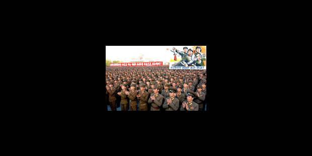 Pyongyang joue au chantage nucléaire - La Libre