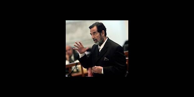 Saddam Hussein risque la peine de mort - La Libre