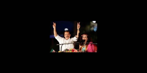Daniel Ortega gagne son pari - La Libre
