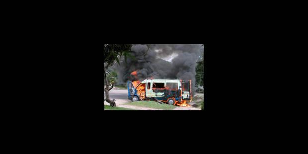 Des partisans présumés de Bemba attaquent la Cour suprême - La Libre