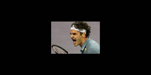 Victoire de Roger Federer - La Libre