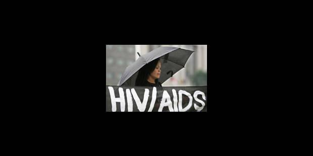 25 ans de sida, une journée pour dire stop! - La Libre