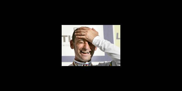 Les rêves de Paolo Bettini - La Libre