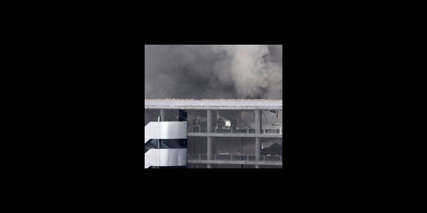 Attentat à l'aéroport de Madrid - La Libre