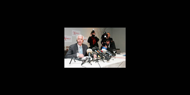 Lefevere porte plainte contre Het Laatste Nieuws - La Libre