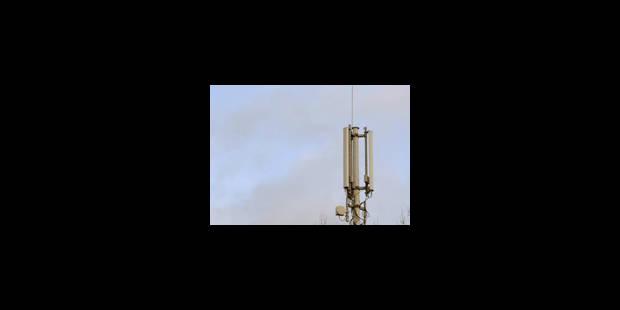 Des normes plus sévères pour antennes GSM à Bruxelles - La Libre