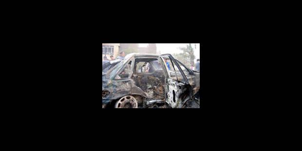"""Perquisitions contre le """"jihad"""" en Irak - La Libre"""