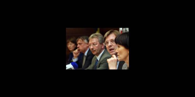 133 policiers de plus pour Charleroi - La Libre