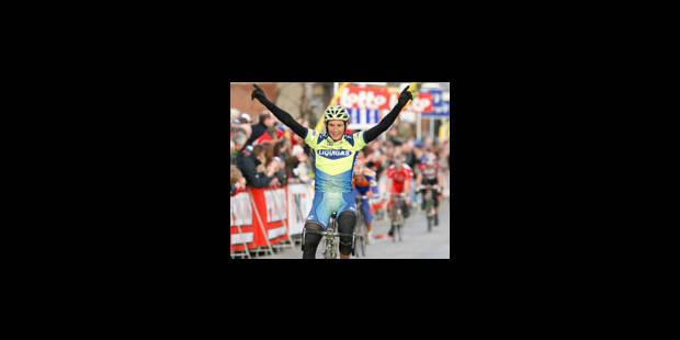 Filippo Pozzato remporte le Circuit Het Volk - La Libre