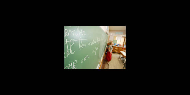 Un filtre à l'école flamande ? - La Libre