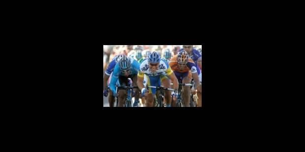 Le premier sprint est pour Nazon - La Libre