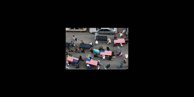 Quatre ans de guerre en Irak divisent - La Libre