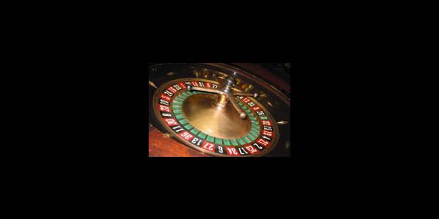 Braquage au casino: 820.000 euros de butin - La Libre