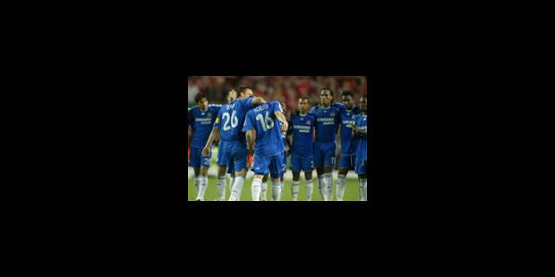 Reina prive Chelsea de finale - La Libre