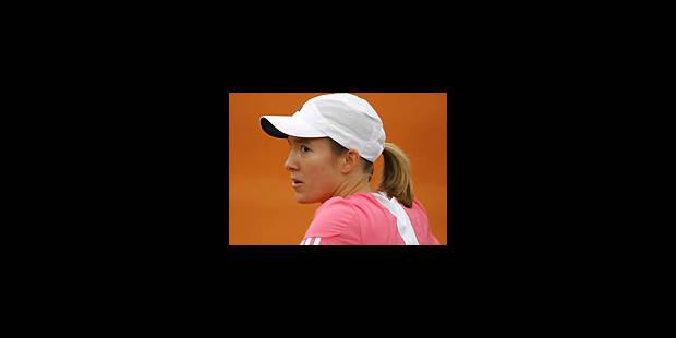 Justine Henin passe le 1er tour - La Libre