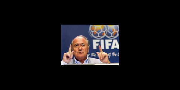 Joseph Blatter, mondialisation et controverses - La Libre