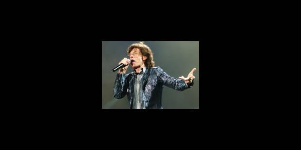 Les Rolling Stones triomphent à Werchter - La Libre