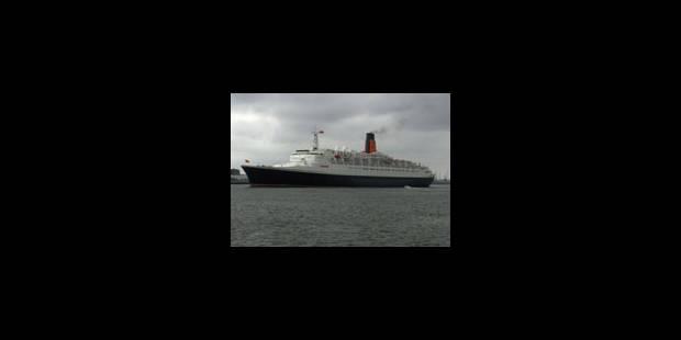 QE2 finira en hôtel flottant à Dubaï - La Libre
