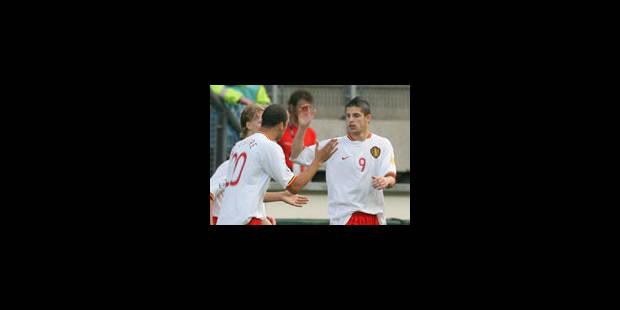 90e Belgique - Serbie 0-2 - La Libre