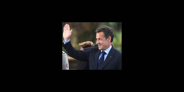 Trois projets de loi phares de Nicolas Sarkozy adoptés - La Libre